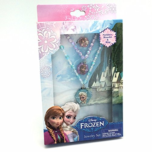 Disney Frozen Jewelry Necklace Bracelet