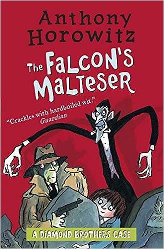 The Diamond Brothers in The Falcon's Malteser: Amazon.co.uk ...