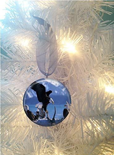 Eagle #3 Christmas Tree Ornament