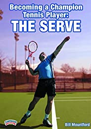 Championship Productions TND-02427C Becoming A Champion Tennis Player: The Serve DVD