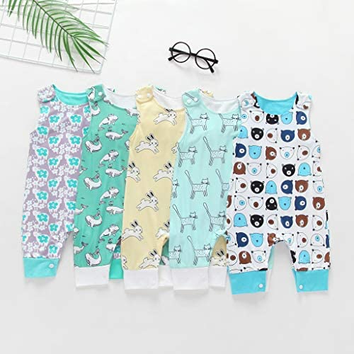 remeo suit Infant Baby Boy Dinosaur Sleepwear Pajamas Set Toddler Short Sleeve T-Shirt and Shorts Pant