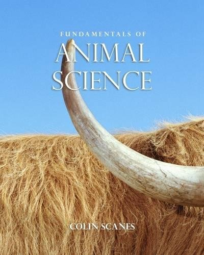 Fundamentals of Animal Science