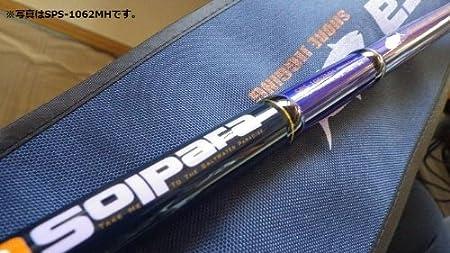 メジャークラフト ロッド ソルパラ SPS-862ML