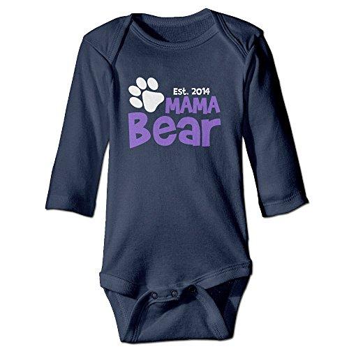 [Funny Vintage Unisex Mama Bear Baby Costume Toto] (Baby Mama Movie Costume)