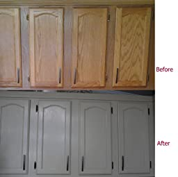 kitchen cabinet makeover kit nuvo taupe 1 day cabinet makeover kit 19118
