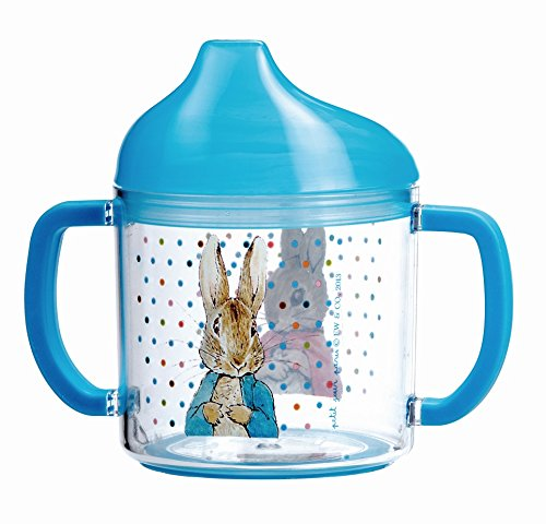 Peter Rabbit & Flopsy Bunny Sippy Cup/Lidded Beaker with Spout ()