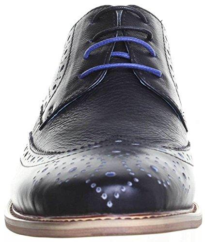 Justin Chaussures Pour Noir Homme Noir xb cd26 Reece 48 Ville À Lacets Edward De IBqUrxnI6