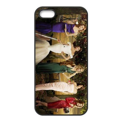 Desperate Housewives Television Comedy coque iPhone 4 4S cellulaire cas coque de téléphone cas téléphone cellulaire noir couvercle EEEXLKNBC24547