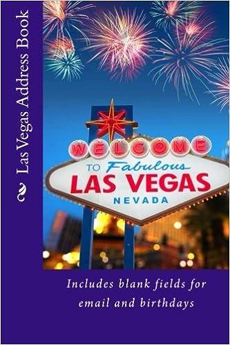 Las Vegas Address Book (Address Books): Mrs  Alice E  Tidwell