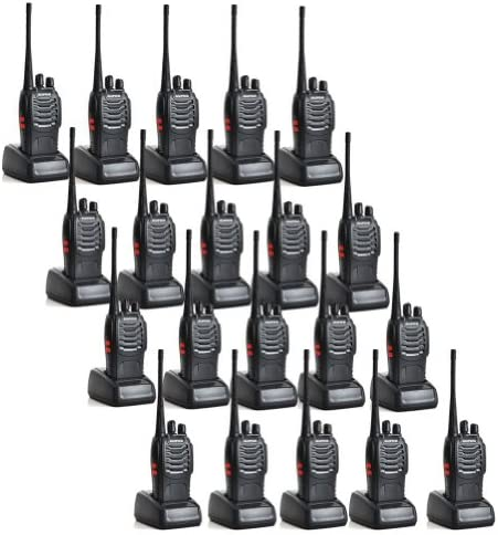 BaoFeng BF-888S Two Way Radio Pack of 20