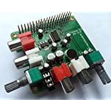 Sound Card for the Raspberry Pi with inbuilt microphone