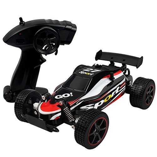 Rumfo RC Car Rock Off-Road Vehicle Crawler Truck 1/20 Scale High-speed Remote Control Car 2.4Ghz 2WD Radio Controlled Electric Vehicle
