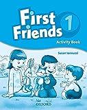 First Friends 1: Activity Book (Little & First Friends) - 9780194432061