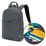 KINGSLONG Backpack for Men 15.6 Inch Ultra-light School Laptop Backpack for College Casual Daypack Travel Bag