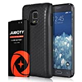 Best Extended Battery Note 3s - JUBOTY Note Edge Battery,6600mAh Extended Battery and Black Review