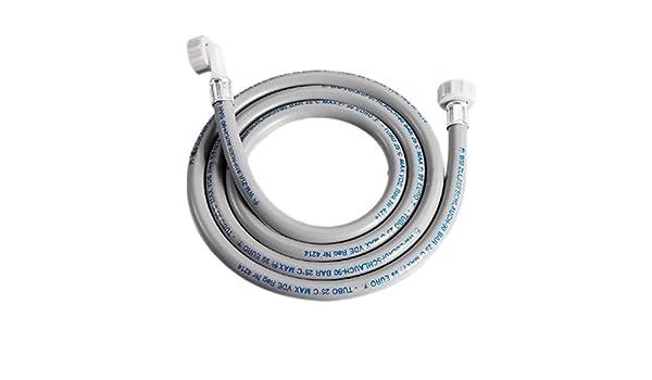 Haas - Tubo de toma de agua para lavadora y lavavajillas (plástico ...