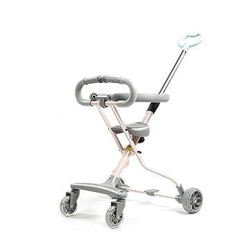 Moolo Cochecitos Trolley para Niños Sillones, Ligero Simple ...