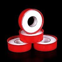 Pack van 4 draad afdichtingsbanden, Teflon Tape Pipe Sealant Tape loodgieters Tape Flex Seal Tape Waterdicht voor…