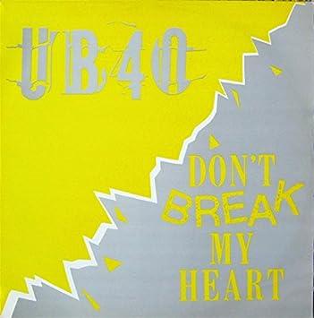 UB40 - Don't Break My Heart - 12