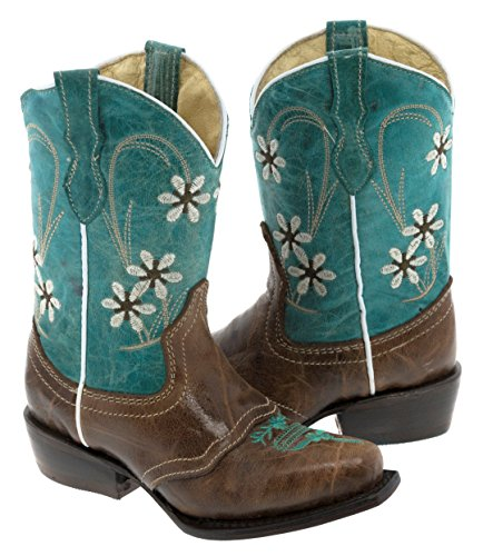 Veretta Boots - Girl's Kids Teal