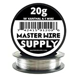 Kanthal A1 - 50' - 20 Gauge Resistance Wire