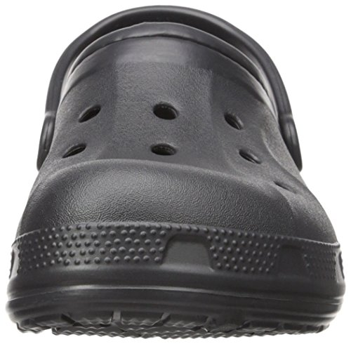 Adulte Crocs Mixte Sabots Clog Noir Winter black black wqtvIrtx