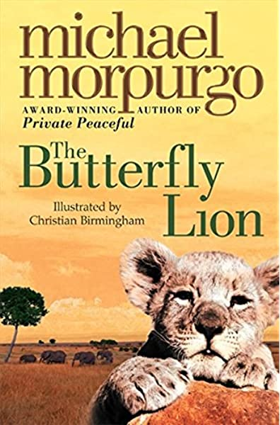 Image result for The Butterfly Lion
