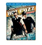 Cover Image for 'Hot Fuzz'