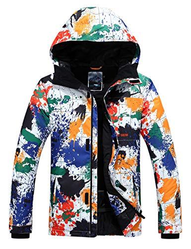 APTRO Men's Skiing Jacket Waterproof Windproof Breathable Snow Coat Style 1 M