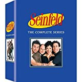 Seinfeld:The Complete Series Box Set (DVD 33 Discs ,180 Episodes) Comedy LaMarca