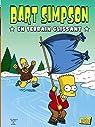 Bart Simpson, tome 2 : En terrain glissant par Groening