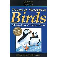 Formac Pocketguide to Nova Scotia Birds: Volume 2: 80 Seashore & Water Birds