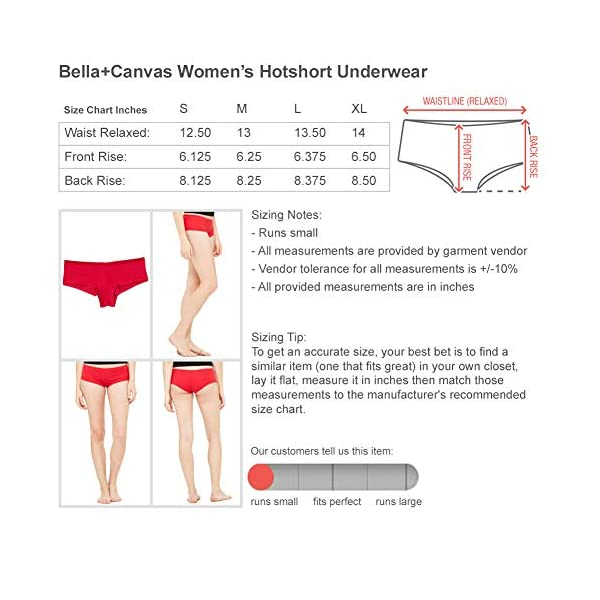 Custom-Property-of-Heart-Arrow-Bella-Hotshort-Underwear