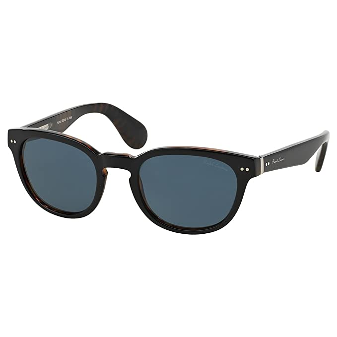 Ralph Lauren 0Rl8130P Gafas de sol, Top Black On Jerry ...