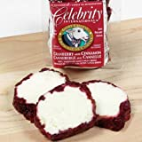 Cranberry Chevre with Cinnamon by Celebrity (4.5 oz.) (4.5 ounce)