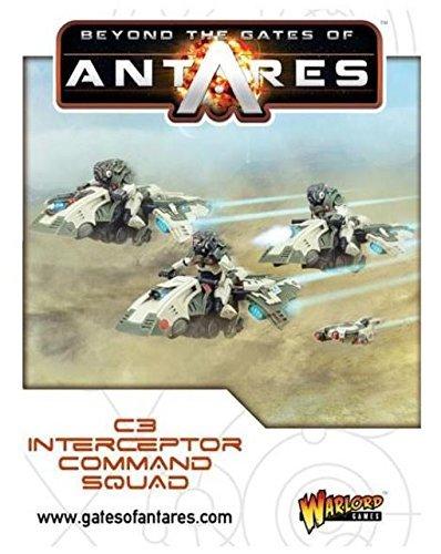 Antares Concord Interceptor Command Box - R+m ()