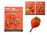 HOOKS 3PC /SET FRUIT 2ASST , Case of 144