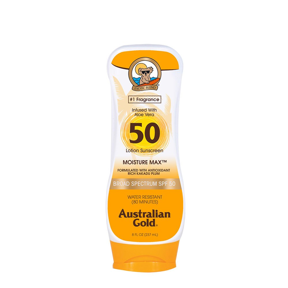Best Body Sunscreens Australian Gold Sunscreen Lotion SPF 50