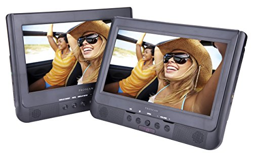 Proscan PDVD1037 10-Inch Dual Screen DVD Player