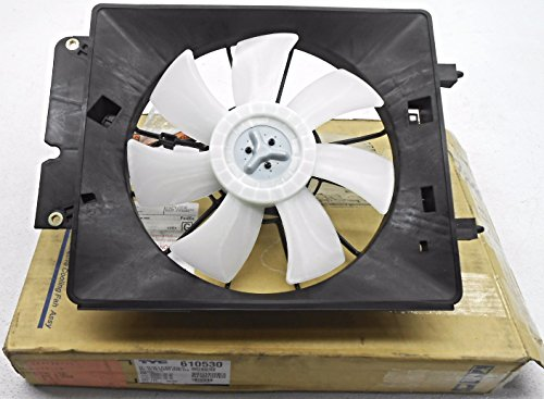TYC 610530 Honda Replacement Condenser Cooling Fan Assembly ()