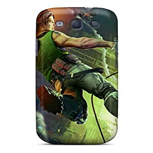Galaxy S3 Case Slim [ultra Fit] Bionic Commando 3 Protective Case Cover