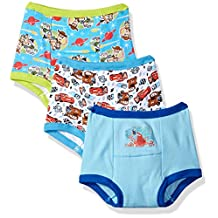Disney boys Cars Toy Story Nemo 3 Pack Training Pant