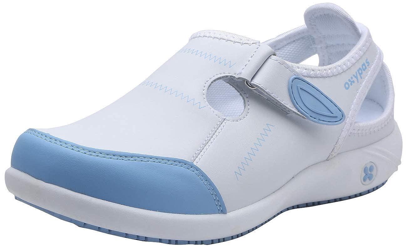 Chaussures de sécurité pour Femmes, LM-0272 SRC Anti-Static Sabots en Mousse mémoire LM-0272 SRC Anti-Static Sabots en Mousse mémoire