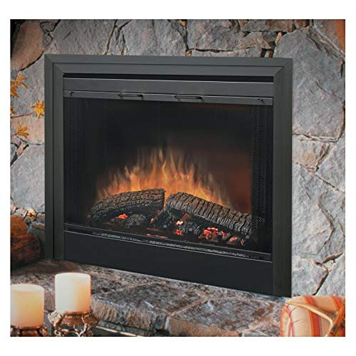 (Dimplex BF4TRIM39 39-Inch Firebox Trim Kit, Black )