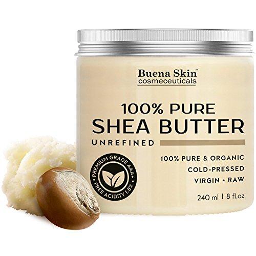 Pure shea butter face