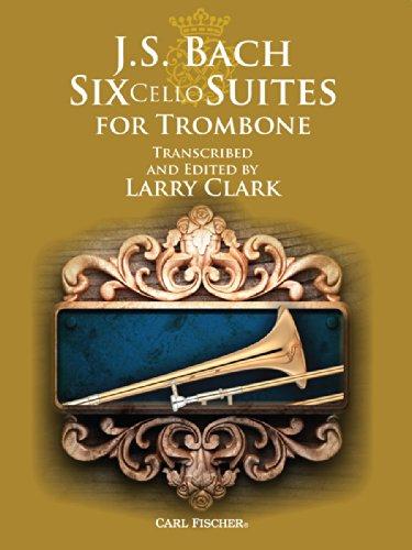 WF164 - J.S. Bach: Six Cello Suites for Trombone