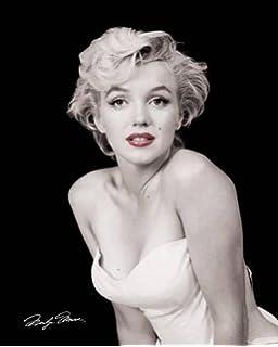 Pyramid America Marilyn Monroe Red Lips Poster 16x20 inch