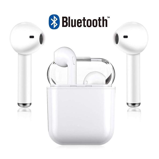 Auriculares inalámbricos con Bluetooth, i8x Auriculares