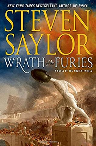 book cover of Wrath of the Furies