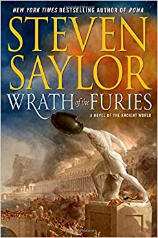 Wrath of the Furies (Novels of Ancient Rome)